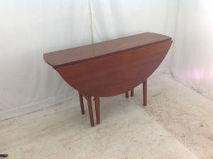 Teak_Gateleg_table_Space_saver