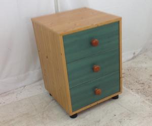 Modern bedside with drawers